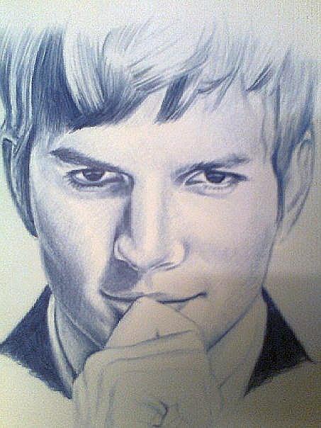 Ashton Kutcher by caban2104